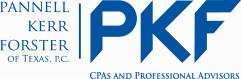 PKF Texas logo